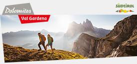 Aktiv-Urlaub in den Dolomiten